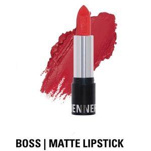 "Kylie Cosmetics ""Boss"" Matte Lipstick, NIB"